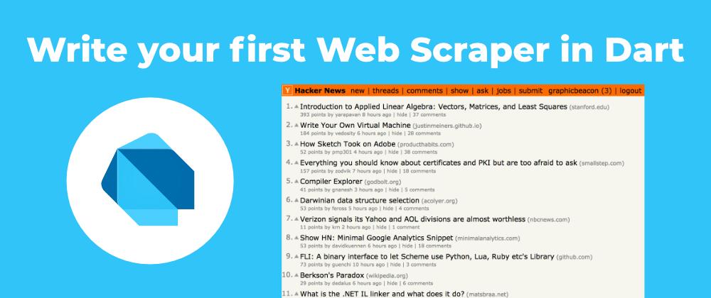 Write Your First Web Scraper Creative Bracket