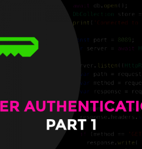 Build a user authentication system feature image