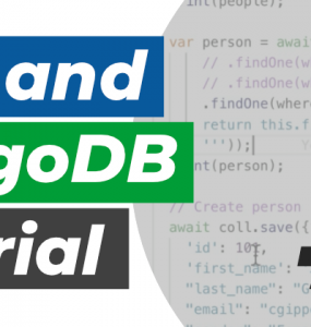 Dart and MongoDB Tutorial feature image